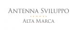 Antenna Sviluppo Alta Marca Logo Bianco